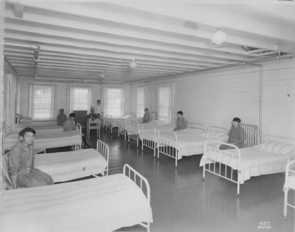 One of the Women's Wards