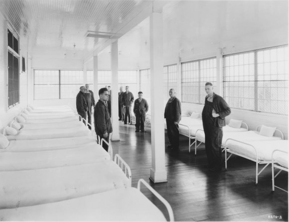 One of the Men's Wards
