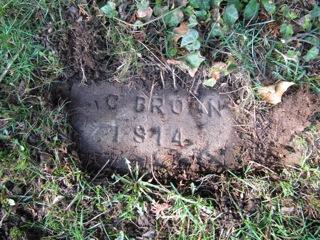 Charles Brown (Juneau) Died 1914
