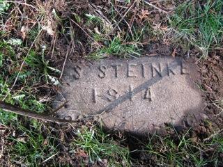 Sam Steinko (Ft. Gibbon) Died 1914